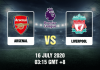 Arsenal v Liverpool Prediction - 16720 - EPL2