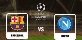 Barcelona v Napoli Prediction Champions League – 90820