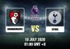 Bournemouth v Spurs Prediction – 10720 – EPL