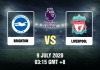 Brighton v Liverpool Prediction - 9820- EPL