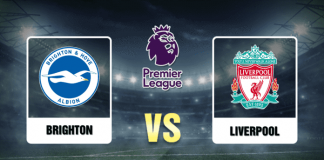 Brighton v Liverpool Prediction - 9820- EPL