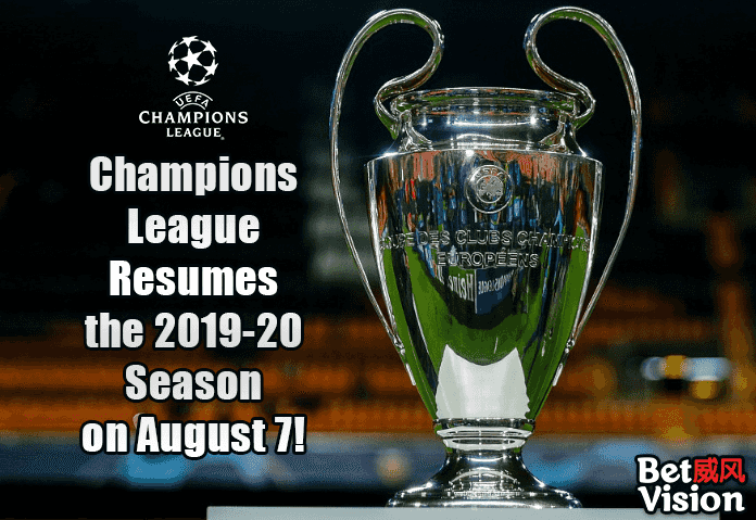 Champions League Resumes