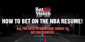 HOW TO BET ON THE NBA RESUME - 722020 - NBA