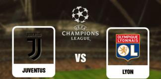Juventus v Lyon Prediction Champions League - 080820