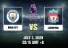 Man City v Liverpool Prediction - 7320 - EPL