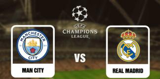 Man City v Real Madrid Prediction Champions League - 080820