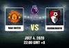 Man United v Bournemouth Prediction - 7420 - EPL