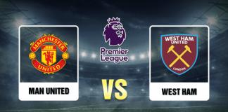 Man United v West Ham Prediction - 230720 - epl