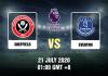 Sheffield v Everton Prediction - 210720 - EPL