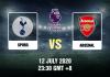 Spurs v Arsenal Prediction – 121020 - EPL