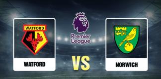 Watford v Norwich City Prediction - 8720 - EPL
