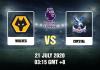 Wolves v Crystal Prediction - 210720 - EPL