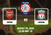 Arsenal v Liverpool Prediction - FA Community Shield