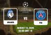 Atalanta v PSG Prediction Champions League - 130820
