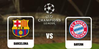 Barcelona v Bayern Prediction - Champions League - 15820