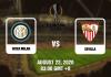 Inter Milan v Sevilla Prediction - Europa League - 22820