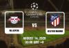 Leipzig v Atletico Madrid Prediction Champions League - 140820 - 2