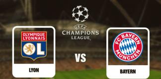 Lyon v Bayern Prediction - Champions League - 200820