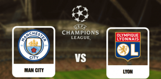 Man City v Lyon Prediction - Champions League - 16820
