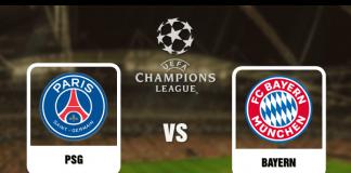 PSG v Bayern Prediction - Champions League - 24820