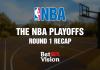 The NBA Playoffs Round 1 Recap