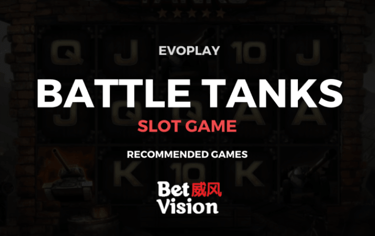 Battle Tanks – Slot Machine Games – Recommended