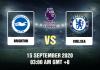 Brighton v Chelsea Match Prediction - EPL - 15-SEPT-20