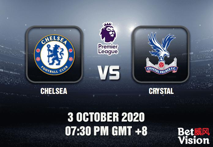 Chelsea v Crystal Match Prediction - EPL - 3/10/20