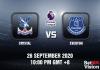 Crystal v Everton Match Prediction - EPL - 260920