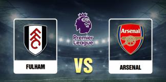 Fulham v Arsenal Match Prediction - EPL - 12-SEPT-20