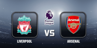 Liverpool v Arsenal Match Prediction – EPL – 290920