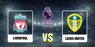 Liverpool v Leeds United Match Prediction - EPL - 13-SEPT-20