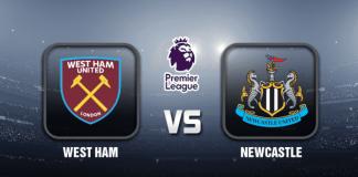 West Ham v Newcastle Match Prediction – EPL – 12920