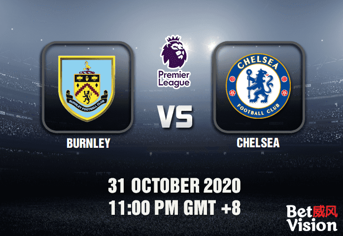 Burnley v Chelsea Match Prediction - EPL - 311020