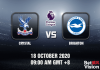 Crystal v Brighton Match Prediction - EPL - 181020