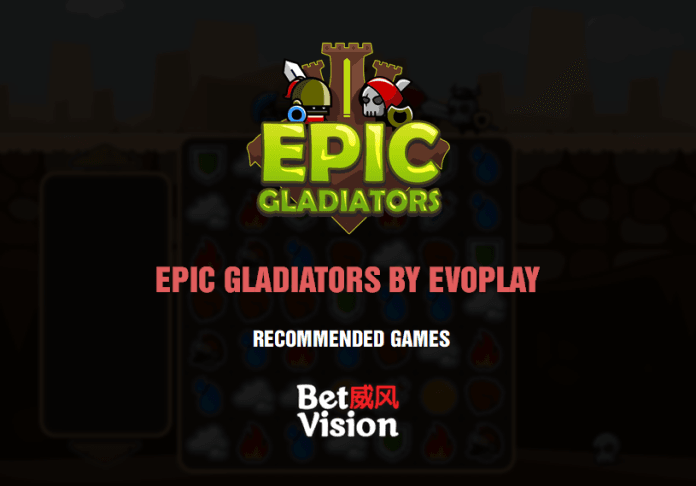 Epic Gladiators by Evoplay – Slot Games – Recommended