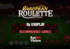 European Roulette by Evoplay - Singapore Slot Games - Recommended