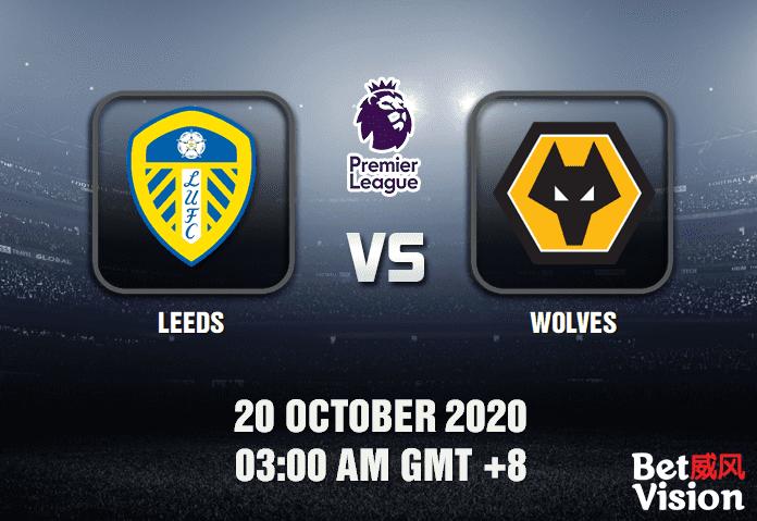 Leeds v Wolves Match Prediction - EPL - 201020