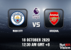 Man City v Arsenal Match Prediction - EPL - 81020