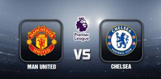 Man United v Chelsea Match Prediction - EPL - 251020