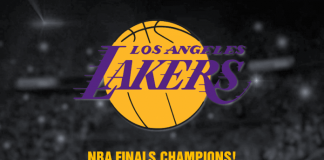 Los Angeles Lakers 2020 NBA Champions!