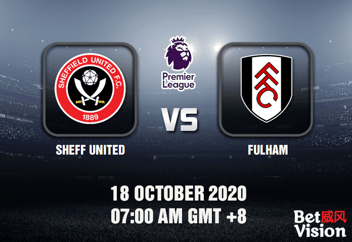 Sheff United v Fulham Match Prediction – EPL – 181020