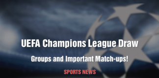 The Champions League Draw for 2020-2021 - Sports News