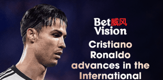 Cristiano Ronaldo Places Third on International Win List