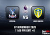Crystal v Leeds Match Prediction - EPL - 7 November 20