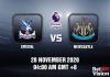 Crystal v Newcastle Match Prediction - EPL - 28 Nov 20