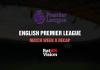 English Premier League Match Week 8 Recap – 16 Nov 20