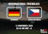 Germany v Czech Republic - International Friendlies - 12 Nov 20