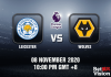 Leicester v Wolves Match Prediction - EPL - 8 November 20