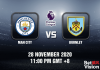 Man City v Burnley Match Prediction - EPL - 28 Nov [20